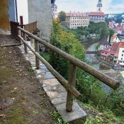Horská zahrada - po opravě