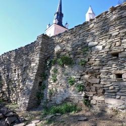 Rožmitál na Šumavě - kamenná zeď