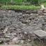 Oprava kamenné zdi Vyšný
