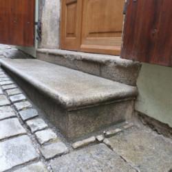 Kamenné schůdky
